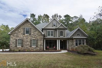 Acworth Single Family Home New: 5011 Hamby Rd