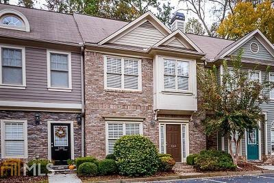 Roswell Condo/Townhouse For Sale: 1264 Harris Commons Pl