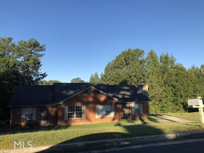 Clayton County Multi Family Home Under Contract: 5793 Williamsburg Trce