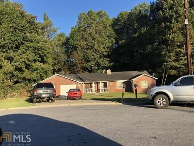 Clayton County Multi Family Home For Sale: 2087 Sitser Ln