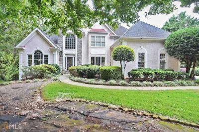 Marietta Single Family Home New: 2851 Watchtower Appr
