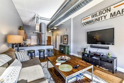 Atlanta Condo/Townhouse New: 3820 Roswell Road #605