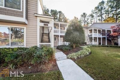 Smyrna Condo/Townhouse For Sale: 13 Fair Haven