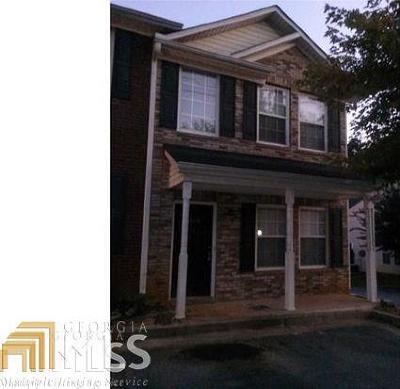 Atlanta Single Family Home New: 3616 Ginnis Rd Unit 7 #Unit 7