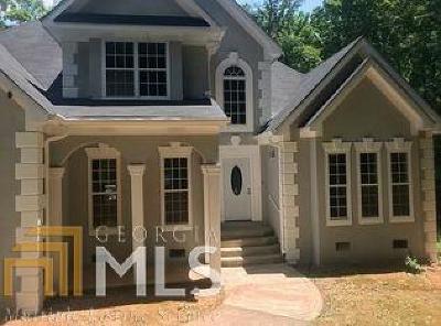 Ellenwood Single Family Home For Sale: 4030 Weelaunee Rd