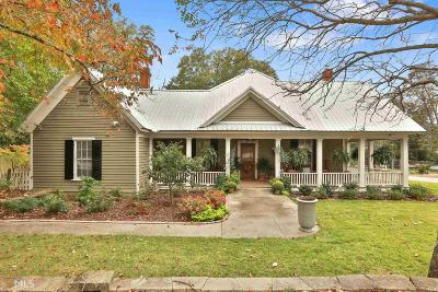 Senoia Single Family Home For Sale: 36 Broad St
