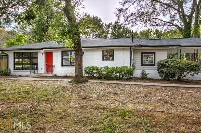 Decatur Single Family Home New: 2268 Ousley
