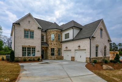 Johns Creek Single Family Home New: 2100 Parsons Ridge #2