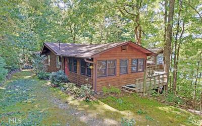 Rabun County Single Family Home For Sale: 61 Williamson