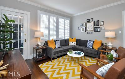 Condo/Townhouse New: 8 Collier Road NW #B2
