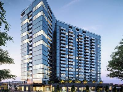 Atlanta Condo/Townhouse New: 788 W Marietta St #1211