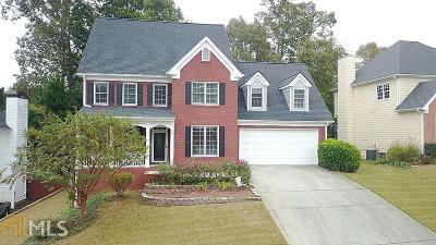 Grayson Single Family Home For Sale: 2545 Potomac Vw Ct