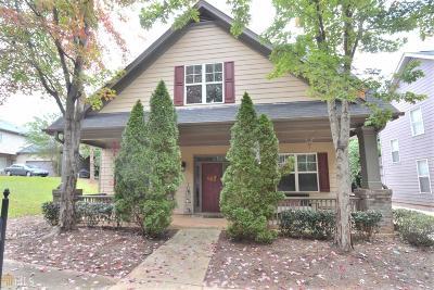 Clarkston Single Family Home For Sale: 3992 Market St