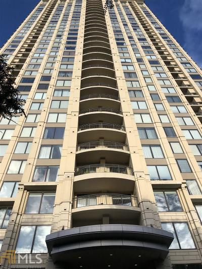 Condo/Townhouse For Sale: 3445 Stratford Rd #1207
