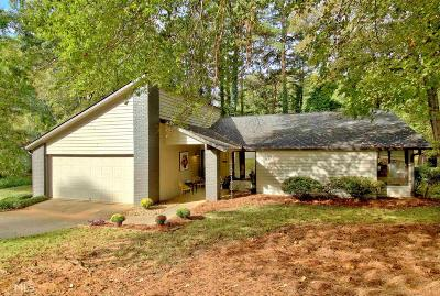 Peachtree City Single Family Home For Sale: 112 Lake Forest Dr