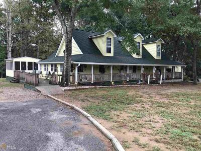 Conyers Single Family Home For Sale: 2351 NW Wilson Rd