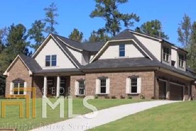 Conyers Single Family Home For Sale: 846 Treeline Dr