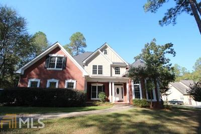Haddock, Milledgeville, Sparta Single Family Home For Sale: 308 Eagles Rest