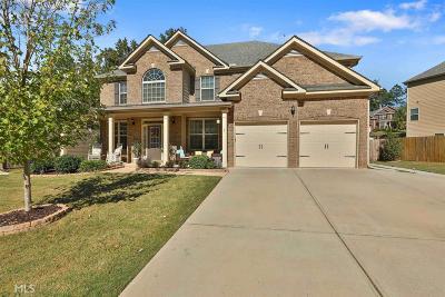 Newnan Single Family Home New: 17 Canyon View Drive