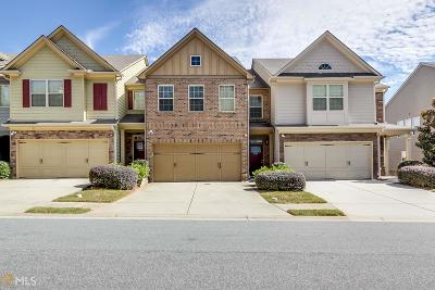 Smyrna Condo/Townhouse For Sale: 2109 Westhill Dr