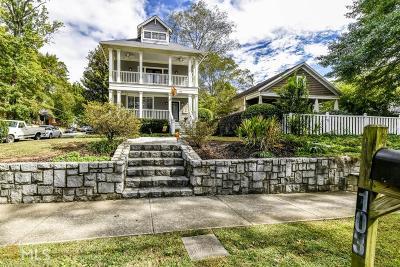 Atlanta Single Family Home New: 103 Warren St
