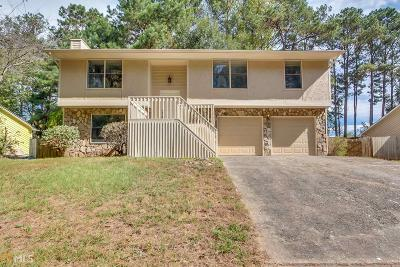 Roswell Single Family Home For Sale: 655 Waterbrook Ter