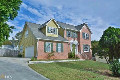 Snellville Single Family Home New: 2331 Waterford Ln