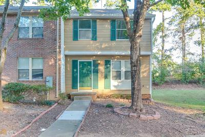 Tucker Condo/Townhouse For Sale: 6435 Wedgewood Trce