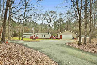 Newnan Single Family Home New: 222 Moore Rd