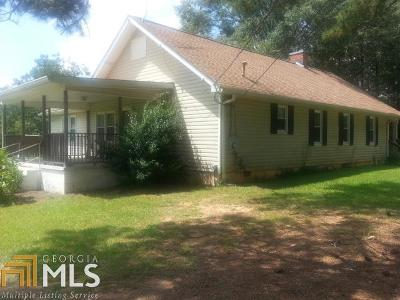 Henry County Single Family Home New: 68 Locust Road