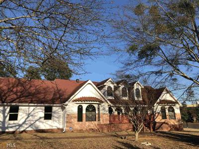 Henry County Single Family Home New: 300 Jonesboro