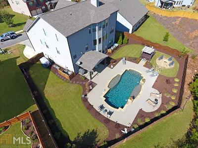 Dawsonville Single Family Home Under Contract: 41 Lake Sydney Dr