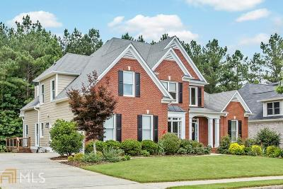 Acworth Single Family Home New: 1467 Bentwater Dr