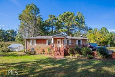 Dacula Single Family Home For Sale: 2167 American Legion