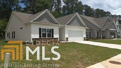 Coweta County Single Family Home Under Contract: 5 Hill Top Circle #Lot 35