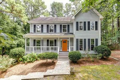 Snellville Single Family Home Under Contract: 3276 Bruckner