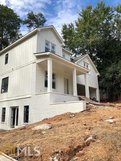 Brookhaven Single Family Home Under Contract: 2298 Drew Valley Rd