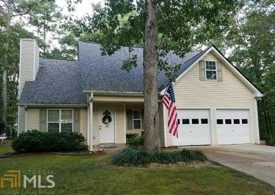 Dawsonville Single Family Home For Sale: 174 Holts Ct