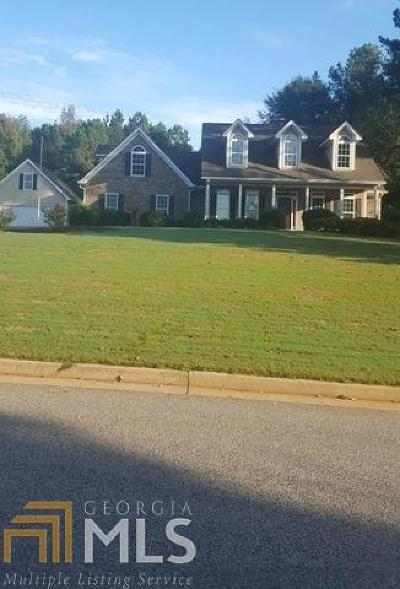 Senoia Single Family Home Under Contract: 110 Willow Bend Way