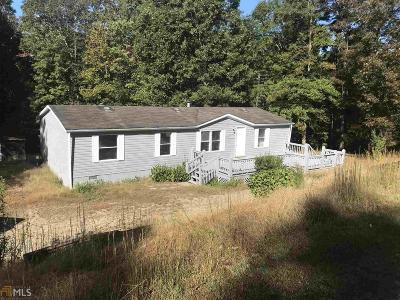 Union County Single Family Home For Sale: 389 Fern Valley