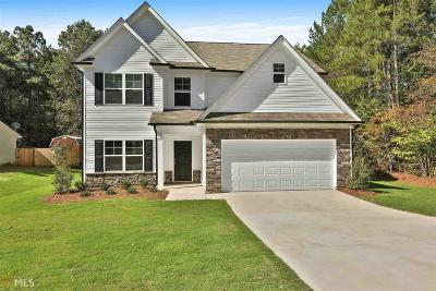 Coweta County Single Family Home Under Contract: 109 Creekside Knl #Lot 11