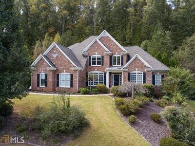 Woodstock Single Family Home For Sale: 111 Wayfair Overlook Dr
