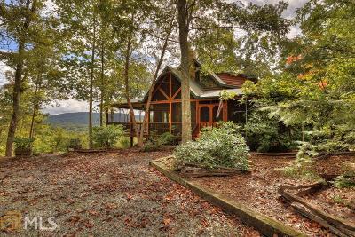 Blue Ridge Single Family Home For Sale: 265 Deer Hunter Trl