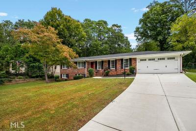 Decatur Single Family Home For Sale: 1671 Colebrook Cir