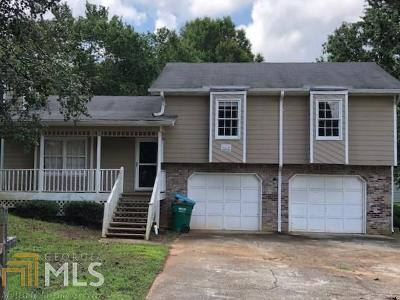 Snellville Single Family Home Under Contract: 3854 Linwood #17