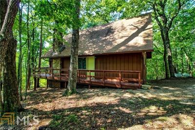 Jasper Single Family Home For Sale: 489 Sleepy Hollow Cir