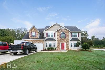 Douglasville Single Family Home New: 320 Mary Hill Ln