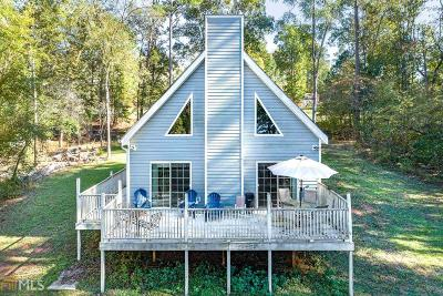 Haddock, Milledgeville, Sparta Single Family Home For Sale: 182 Merry Dr