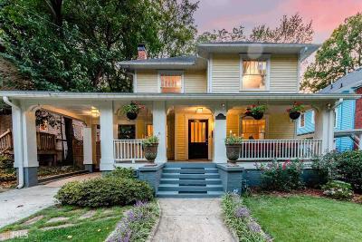Atlanta Single Family Home New: 768 Charles Allen Dr