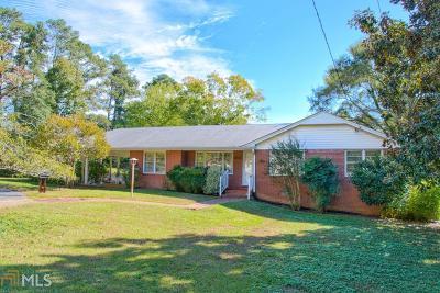 Douglasville Single Family Home New: 2282 Lewis Pl